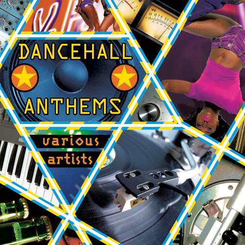 Dancehall Anthems sur le label VP Records