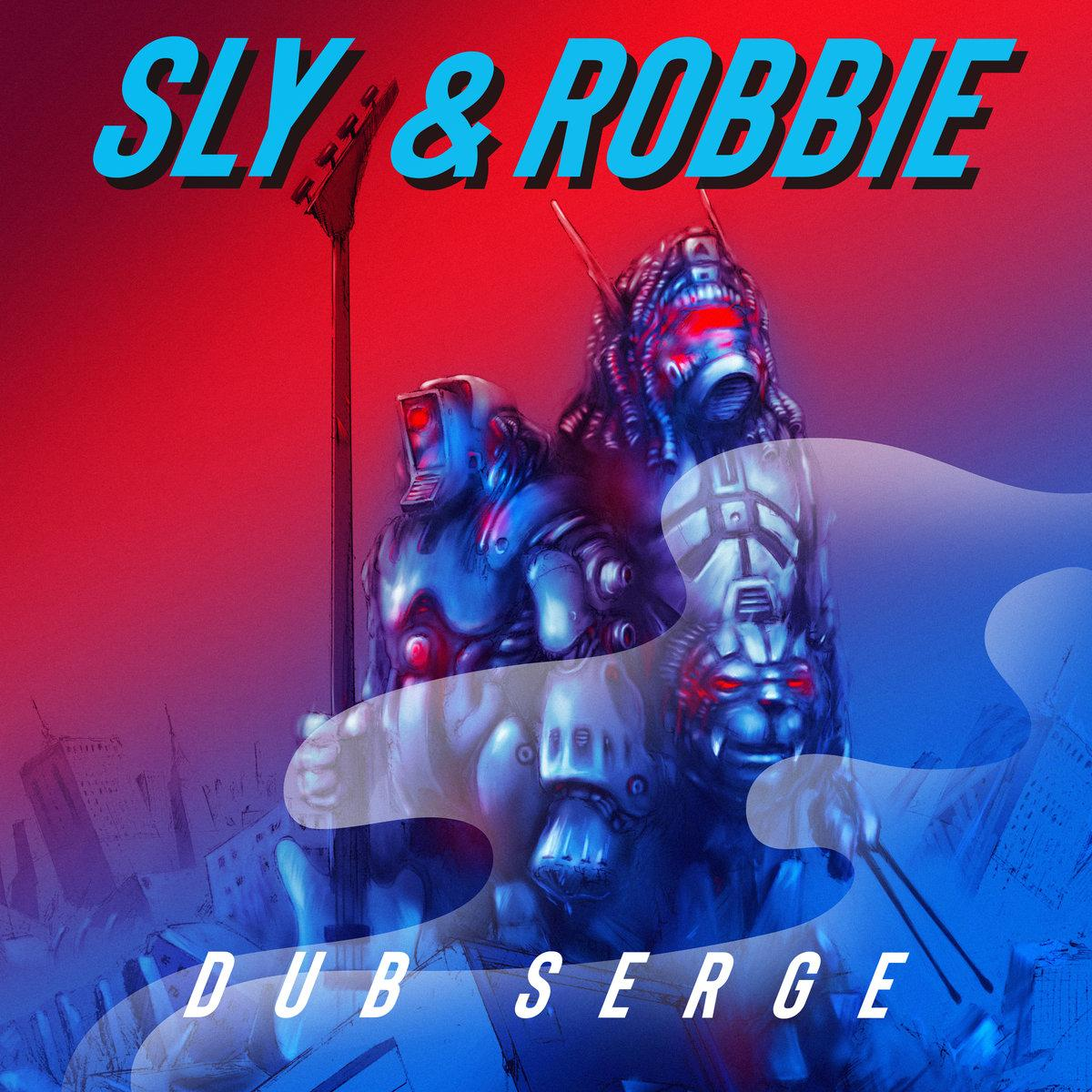 Sly & Robby Dub Serge sur le label Tabou1