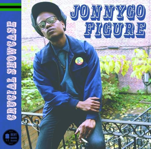 Crucial Showcase - Jonnygo Figure