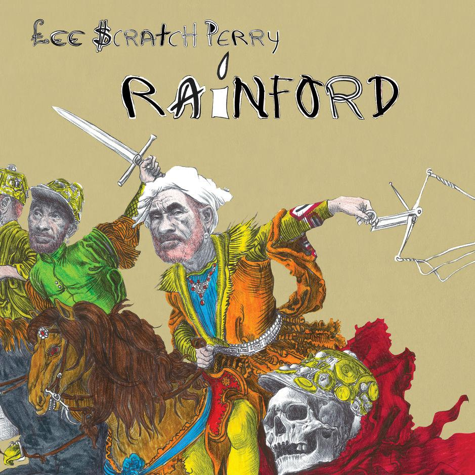 Rainford - de Lee Scratch Perry sur le label on-U Sound