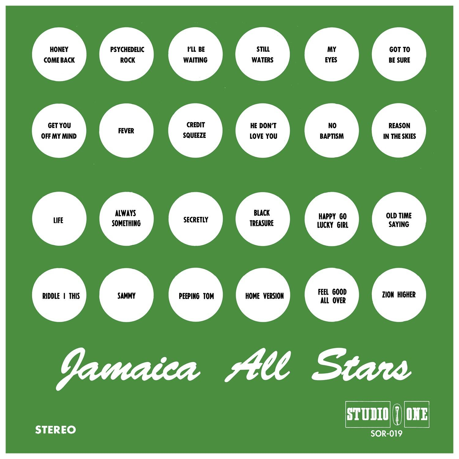 Jamaica All-Stars