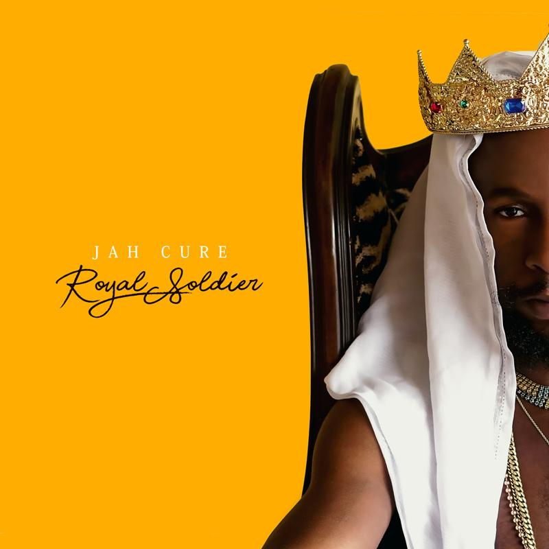 Royal Soldier par Jah Cure sur le label VP Records