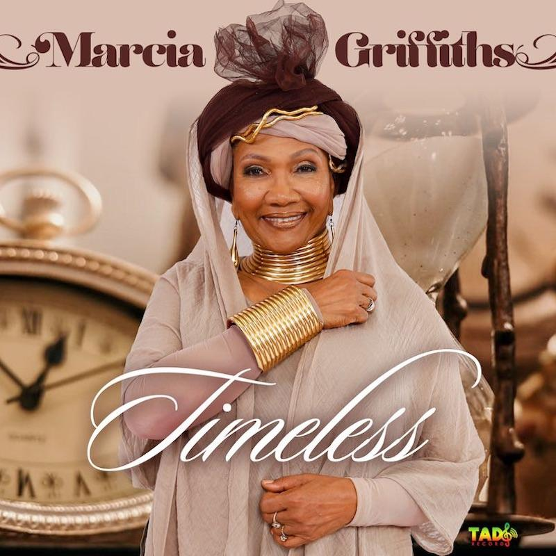 Timeless de Marcia Griffiths sur le label Tad's Records