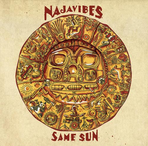 Same Sun de Najavibes sur le label Fruits Records