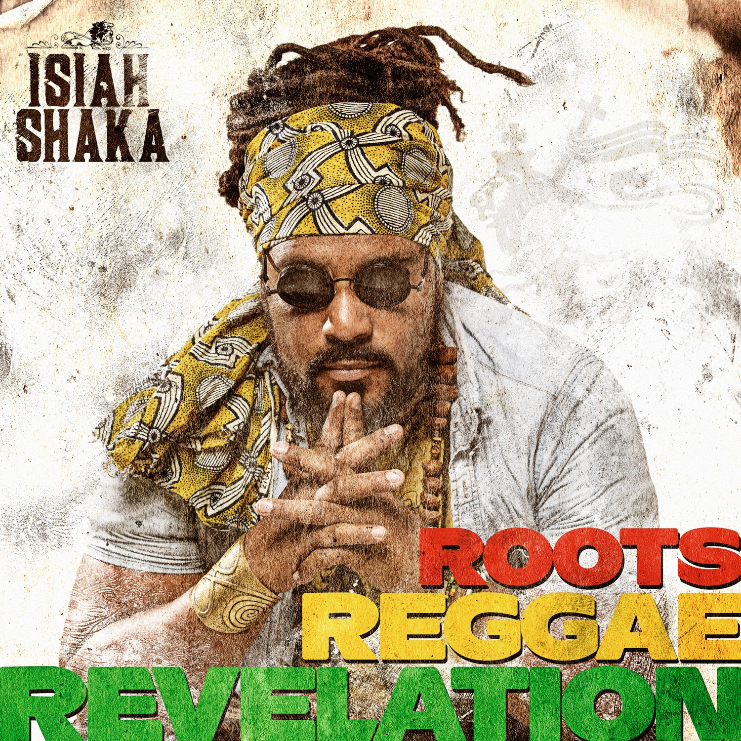 Roots Reggae Revelation par Isiah Shaka sur le label B Music