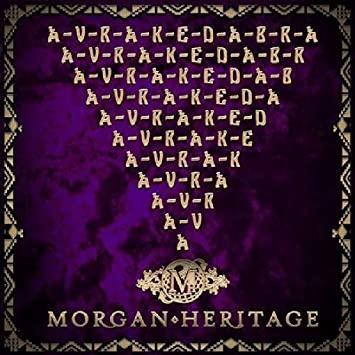 Avrakedabra par Morgan Heritage