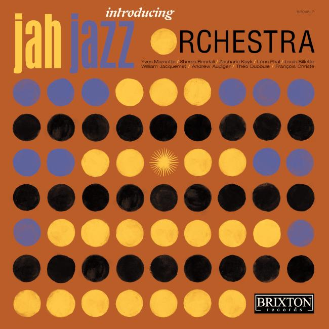 Introducing Jah Jazz Orchestra sur le label Brixton Records