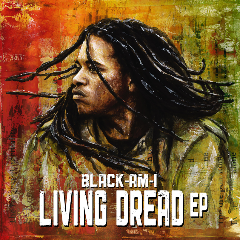 Black-Am-I - Living Dread EP
