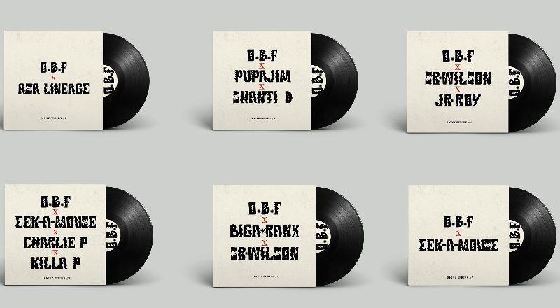 Signz Series par OBF Dubquake Records