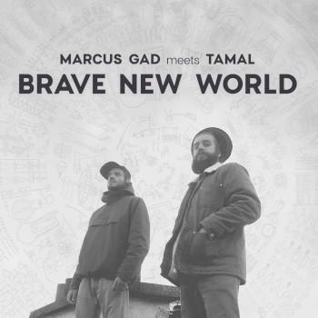 Brave New World par Marcus Gad sur le label High Records