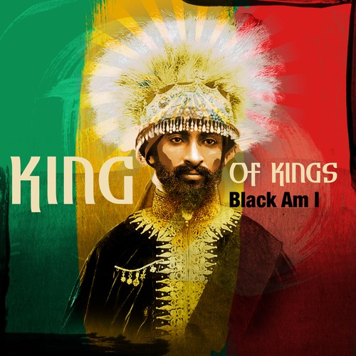 King of Kings par Black Am I sur le label Ghetto Youth International