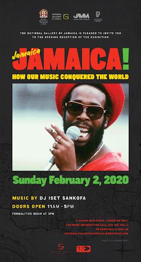 Jamaica Jamaica expo by Seb Carayol