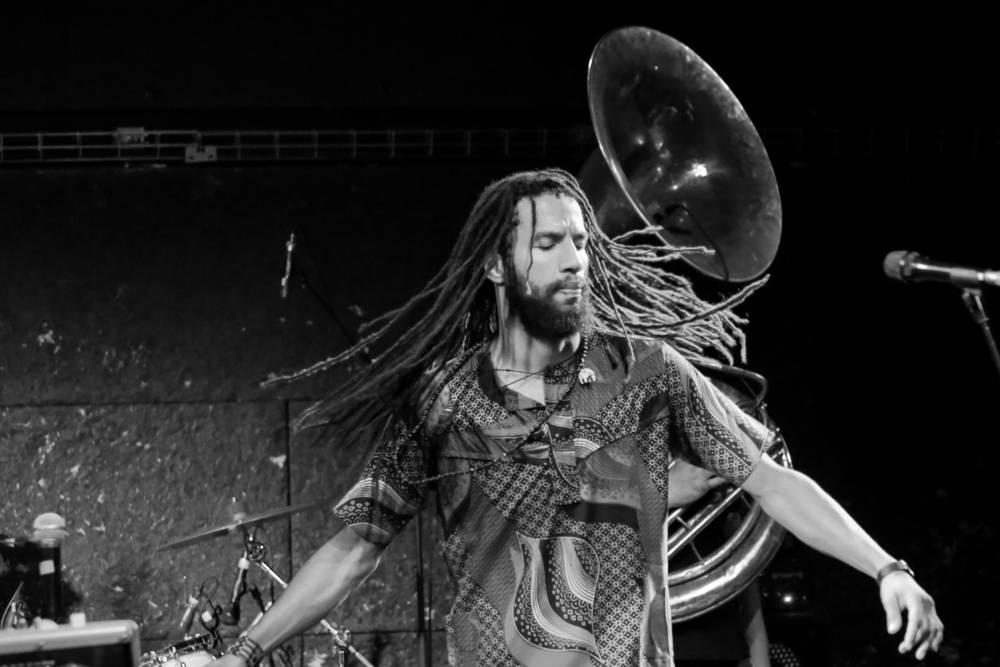 Masquerades, le nouvel album de Nai-Jah