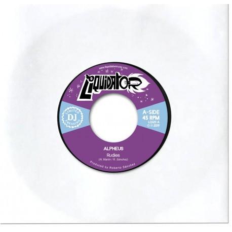Rudies par Alpheus sur le label Liquidator Music