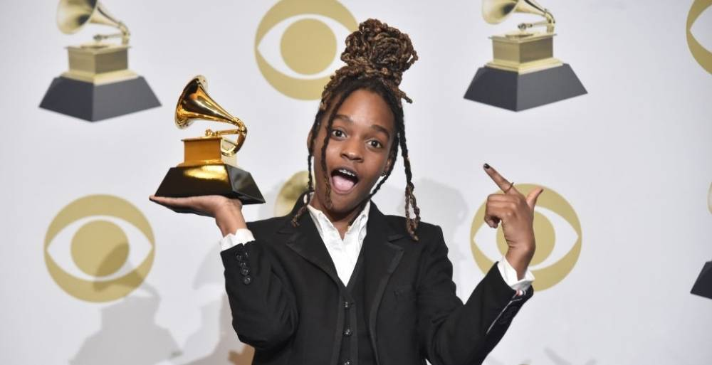 Koffee remporte le Grammy du meilleur album Reggae