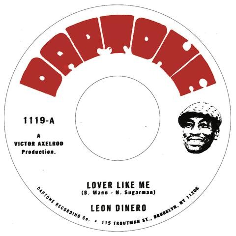 Lover Like Me par Leon Dinero sur le label Daptone Records