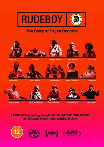 Rudeboy, The story of Trojan Records en DVD