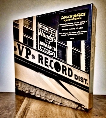 Down In Jamaica, 40 Years of VP Records