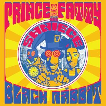 Black Rabbit par Prince Fatty et Shniece sur le label Big Wax Records