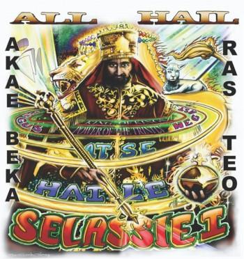 All Hail par Ras Teo et Akae Beka sur le label JahSolidRock Records